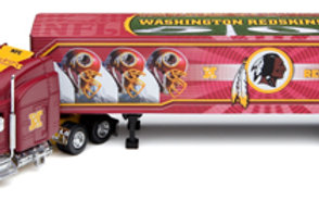 2006 Washington Redskins Tractor Trailer