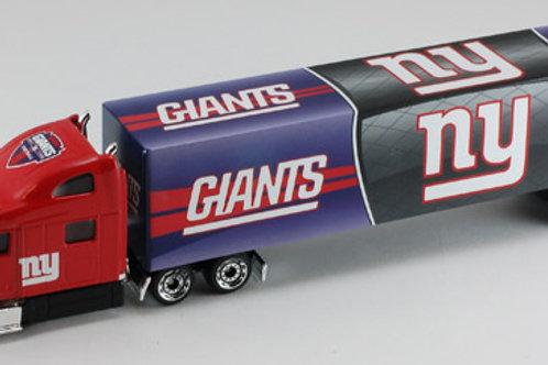 2012 New York Giants Tractor Trailer