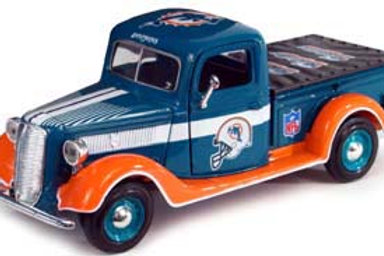 2005 Miami Dolphins 1937 Ford Pick-Up