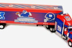 2004 New York Giants Tractor Trailer