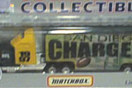1997 San Diego Chargers Tractor Trailer