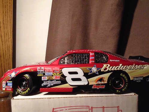 2002 Dale Earnhardt Jr. #8 Chevrolet Monte Carlo Budweiser MLB All-Star Game