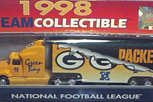 1998 Green Bay Packers Tractor Trailer