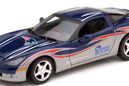 2006 New England Patriots 2006 Chevrolet Corvette