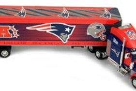 2004 New England Patriots Tractor Trailer