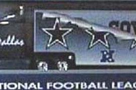 1998 Dallas Cowboys Tractor Trailer