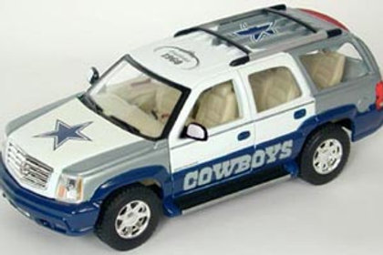 2002 Dallas Cowboys Cadillac Escalade