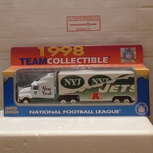 1998 New York Jets Tractor Trailer