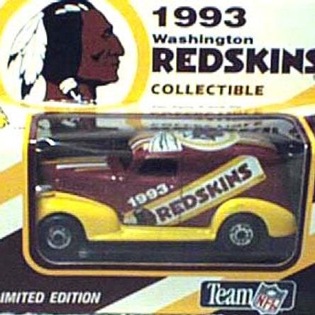 1993 Washington Redskins Delivery Van