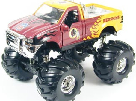 2004 Washington Redskins Ford F-350 Monster Truck