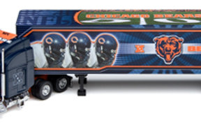 2006 Chicago Bears Tractor Trailer