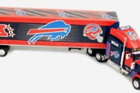 2004 Buffalo Bills Tractor Trailer