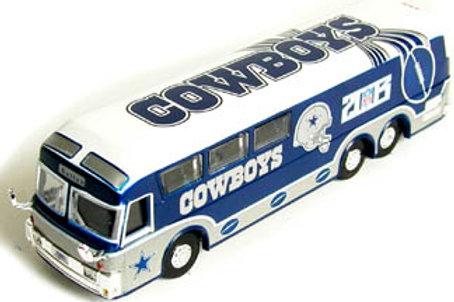2003 Dallas Cowboys Team Bus
