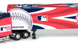 2006 Boston Red Sox Tractor Trailer