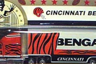 1994 Cincinnati Bengals Tractor Trailer