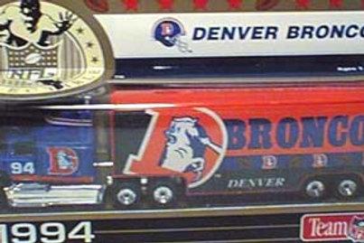 1994 Denver Broncos Tractor Trailer