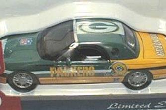 2001 Green Bay Packers Ford Thunderbird