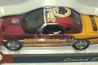 2001 Washington Redskins Ford Thunderbird
