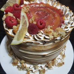 raspberry lemon meringue