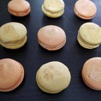 St. Germain macarons