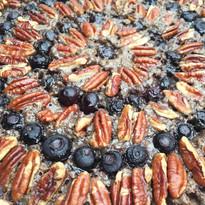blueberry pecan