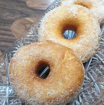 Cinnamon Sugar Brioche Donuts