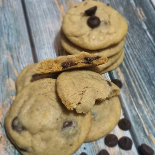 Rosemary Chocolate chip cookies