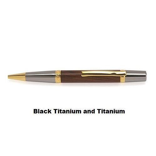 Wall Street II Elegant Twist Ballpoint Pen -2