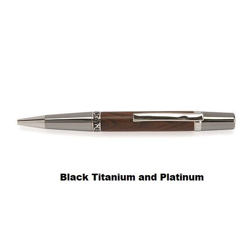 Wall Street II Elegant Twist Ballpoint Pen -1