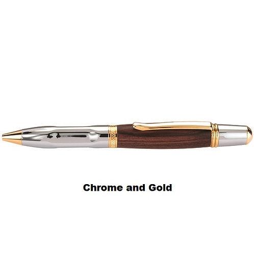Wall Street II Grip Twist Ballpoint Pen (2)