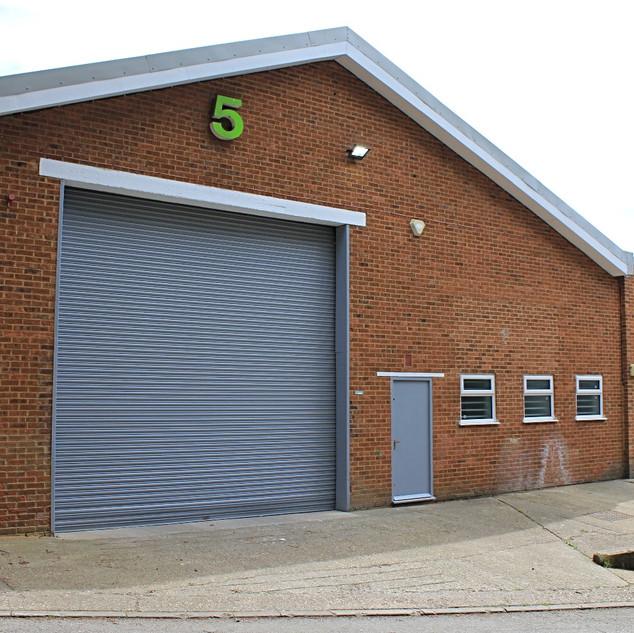 Preston Road Industrial Estate