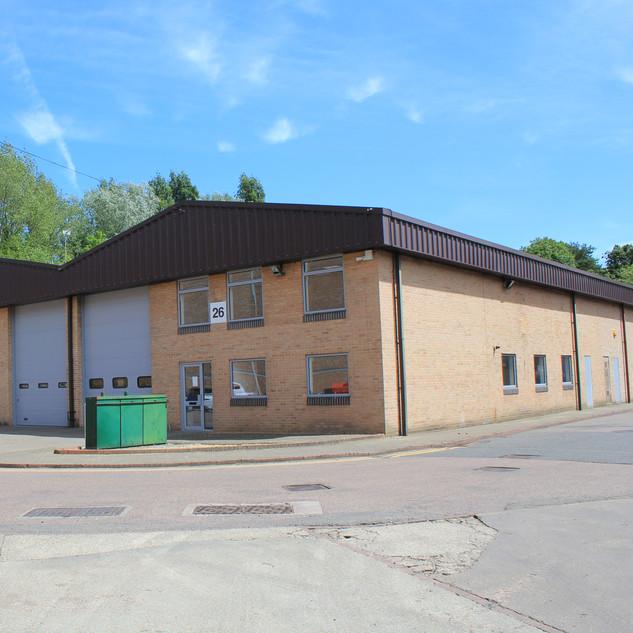Robert Cort Industrial Estate