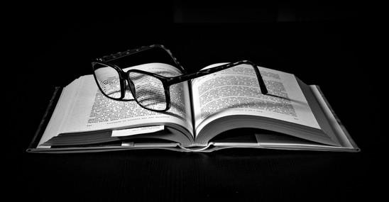 'Book reading' by Nabendu Das Gupta, Raw Camera Club