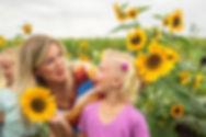 Sunflower mom & daughter.jpg