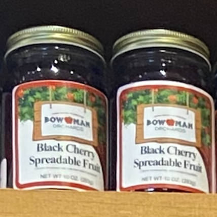 Black Cherry Spreadable 10oz