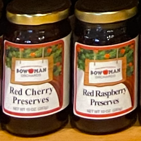 Red Cherry Preserves 10oz