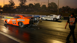 Aeroflow triple challenge to fire-up Sydney Dragway like never before