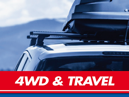Large - 4WD & Travel