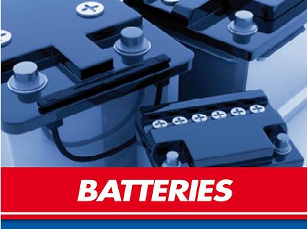 Medium - Batteries