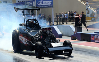 Aeroflow Nitro Hot Rods run the numbers at Sydney Dragway