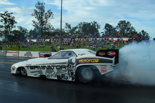 Walshe returns home for Aeroflow nitro extravaganza
