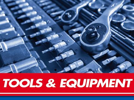 Large - Tools & Equipment