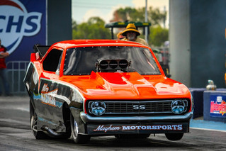 Young gun and local Perth car to take on Australia's best