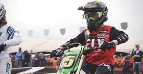 Brad West wins at Gillman for AJMX National Title