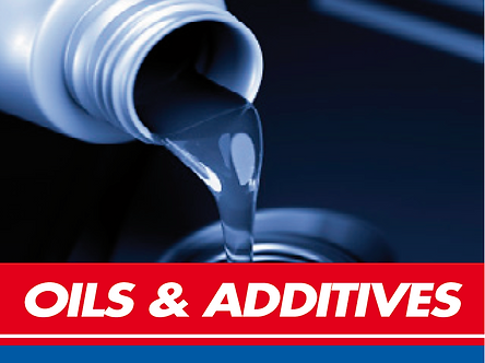 Large - Oils & Additives