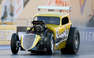 Aeroflow Nitro Hot Rods can be a Spooky ride