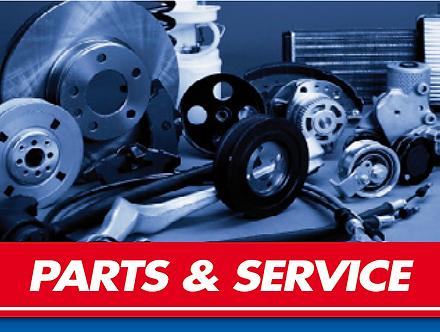 Large - Parts & Service