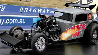 Aeroflow Nitro Hot Rods to bring the heat in Steel City