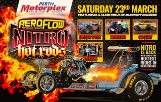 The Aeroflow Hot Rods are ready for action!