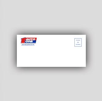Customised Store Envelopes